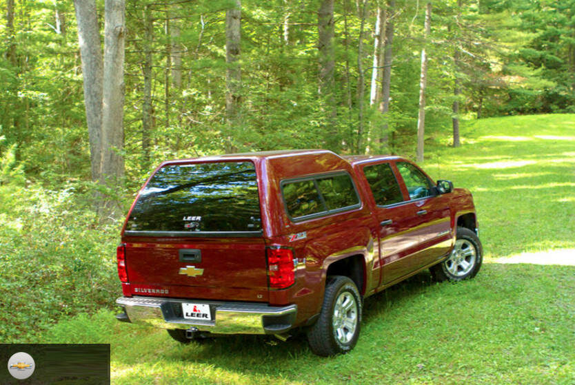Leer Truck Caps & Tonneau Covers, 11 Models to Pick From, Work Truck